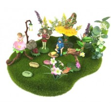 Fairy Accessory - Moss Landscape - Flower Fairies  NEW