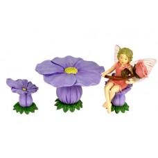 Fairy Set - Rose Fairy - Flower Fairies  NEW