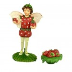 Fairy Figure - Strawberry - Flower Fairies