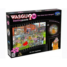1000 pc Wasgij Puzzle Destiny #15  How Times Have Changed