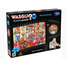 1000 pc Wasgij Puzzle Mystery #10 Spring Has Sprung