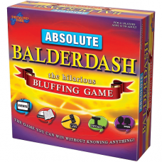 Absolute Balderdash Family Game