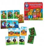 Animal Families Mini Game - Orchard Toys