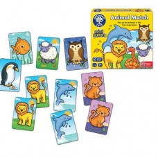 Animal Match Mini Game - Orchard Toys