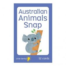 Snap - Australian Animals - Little Genius