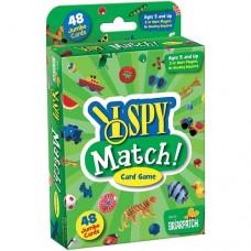 I Spy Go Match Card Game