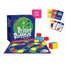 Bright Buttons Board Game