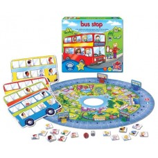 Bus Stop Game - Orchard Toys + FREE Orchard Toys Lotto