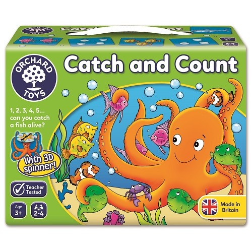 Catch n count orchard toys from who what why for Catch and count fishing game