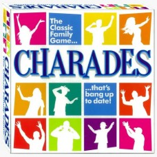 Charades Family Board Game