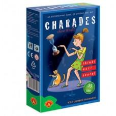Charades Show & Tell Mini Board Game