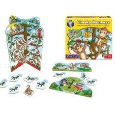 Cheeky Monkeys Game - Orchard Toys