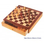 Chess Set in Wooden Box
