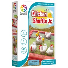 Chicken Shuffle Junior Game - Smart Games NEW