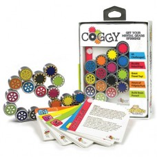 Coggy Brainteaser Game - Fat Brain Toys