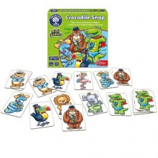 Crocodile Snap Mini Game - Orchard Toys