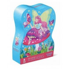 36 pc Crocodile Creek - Fairy Garden Puzzle
