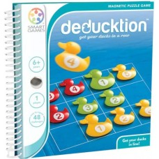 Magnetic Travel Game Deducktion - Smart Games