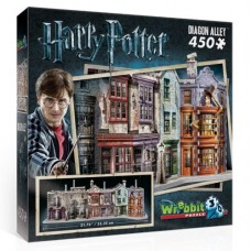 3D Puzzle Harry Potter Diagon Alley *