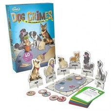 Dog Crimes - ThinkFun  NEW in 2020