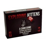 Exploding Kittens Card Game - NSFW Deck