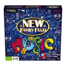 Family Feud Music Edition Board Game