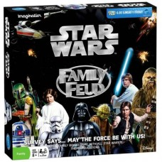 Family Feud Board Game Star Wars