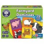 Farmyard Dominos - Orchard Toys
