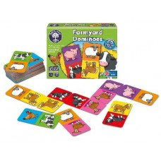 Farmyard Dominos - Orchard Toys