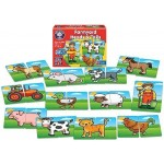 Farmyard Heads & Tails - Orchard Toys