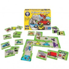 Follow That Car Game - Orchard Toys