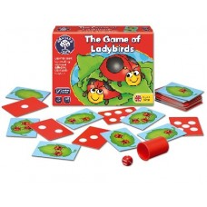 The Game of Ladybirds - Orchard Toys