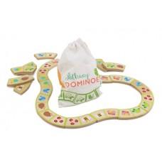Garden Path Dominos - Tenderleaf Toys