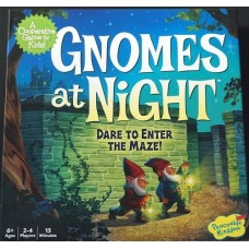 Gnomes at Night Co-operative Game