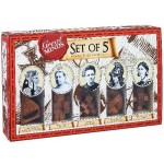 Great Minds Women's Set - Wooden Puzzles - Set of 5