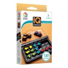 IQ Arrows Brainteaser Challenge Game - Smart Games  NEW
