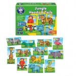 Jungle Heads & Tails - Orchard Toys