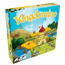 Kingdomino -  Building Strategy Game