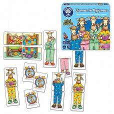 Llamas in Pyjamas  Mini Games - Orchard Toys
