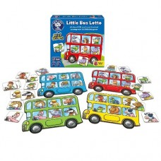 Little Bus Lotto Mini Game - Orchard Toys