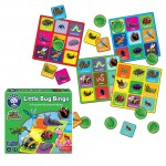 Little Bug Bingo Mini Game - Orchard Toys