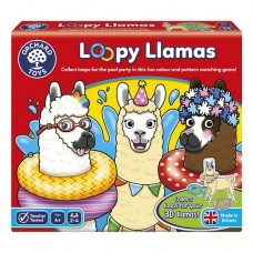 Loopy Llamas Game - Orchard Toys NEW in 2020