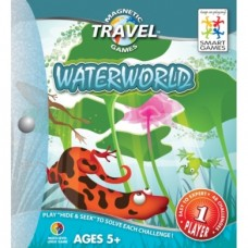 Magnetic Travel Game Water World - Smart Games