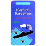 Magnetic Travel Games in Tin - Battle Fleet