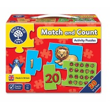 Match & Count Puzzle - Orchard Toys