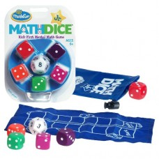 Maths Dice Junior Game - Thinkfun
