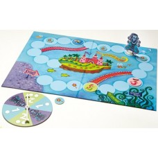 Mermaid Island Board Game - Peaceable Kingdom