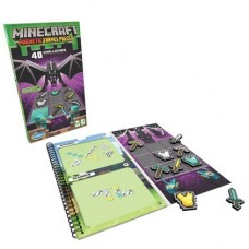 Minecraft Magnetic Travel Puzzle - ThinkFun NEW