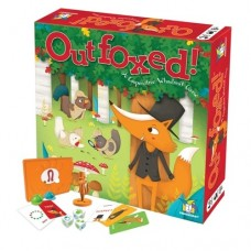 Outfoxed Game - Gamewright