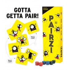 Pairzi Game NEW  AVAILABLE JUNE